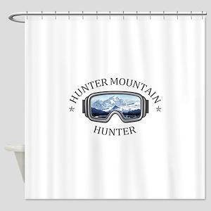 Hunter Mountain - Hunter - New Yo Shower Curtain