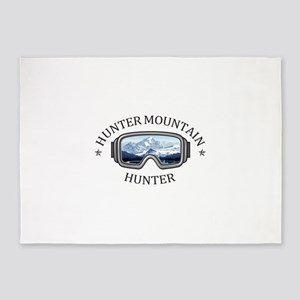 Hunter Mountain - Hunter - New Yo 5'x7'Area Rug