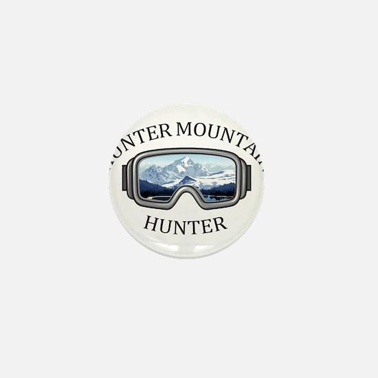 Hunter Mountain - Hunter - New York Mini Button