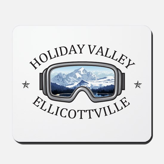 Holiday Valley - Ellicottville - New Y Mousepad