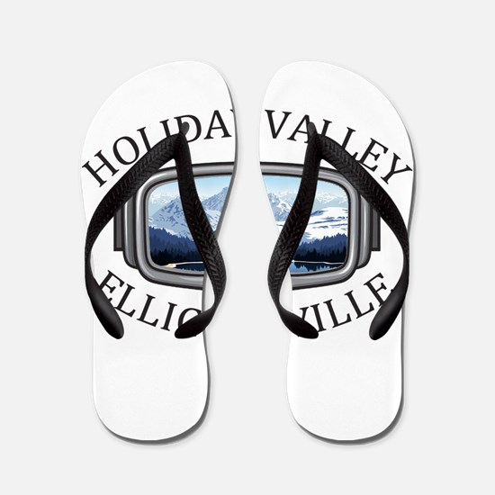 Holiday Valley - Ellicottville - New Flip Flops