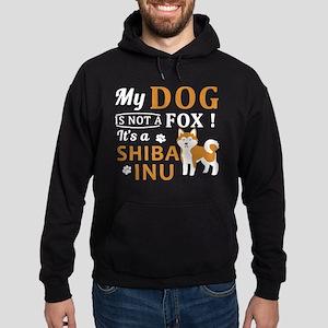 My Dog Is Shiba Inu T Shirt Sweatshirt