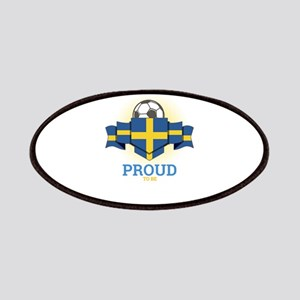 Football Swedes Sweden Soccer Team Sports Fo Patch