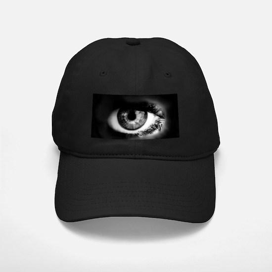 Gray Third Eye Baseball Hat
