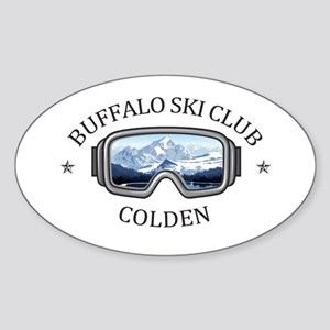 Buffalo Ski Club - Colden - New York Sticker