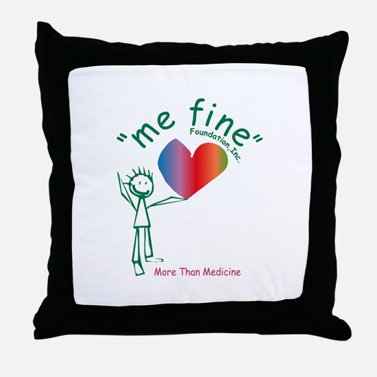 Funny Unc Throw Pillow