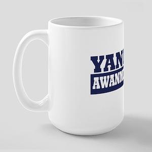 Yankees Large Mug