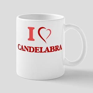 I love Candelabra Mugs