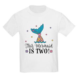 Mermaid Birthday T Shirts