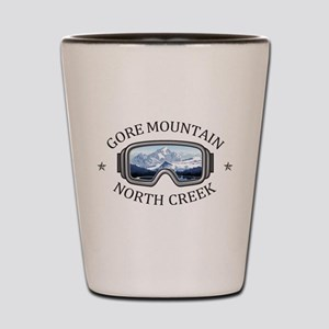 Gore Mountain - North Creek - New Yor Shot Glass