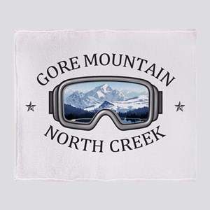 Gore Mountain - North Creek - New Throw Blanket