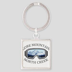 Gore Mountain - North Creek - New York Keychains