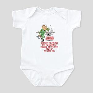 11th COMMANDMENT / MIL Infant Bodysuit