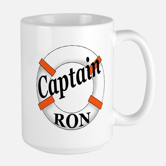 Captain Ron Large Mug