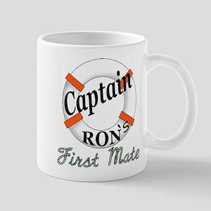 Captain Ron Mug