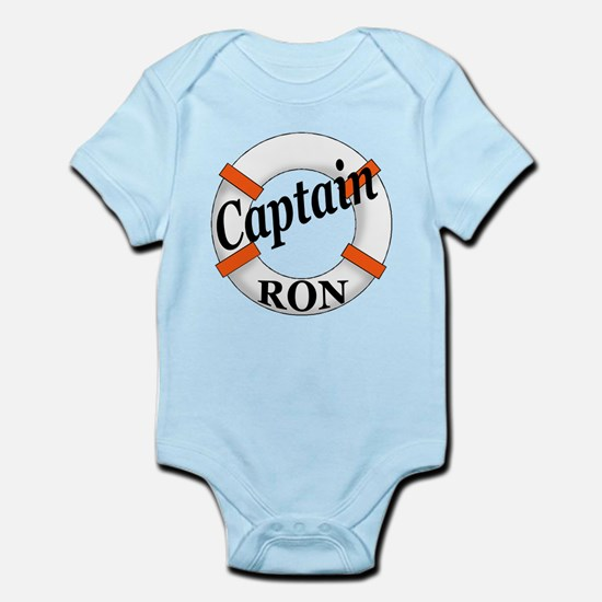 Captain Ron Infant Bodysuit