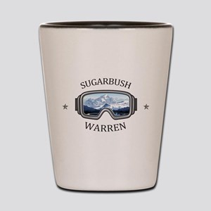 Sugarbush Resort - Warren - Vermont Shot Glass