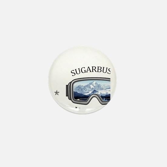 Sugarbush Resort - Warren - Vermont Mini Button