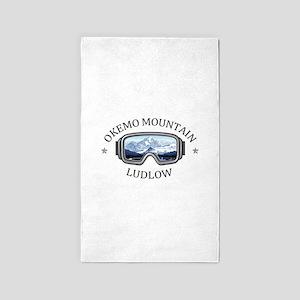 Okemo Mountain - Ludlow - Vermont Area Rug
