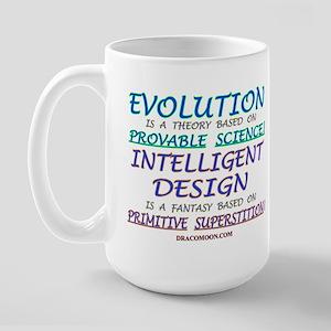 Evolution Large (LH) Mug