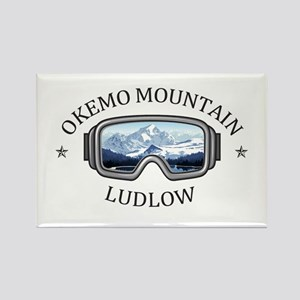 Okemo Mountain - Ludlow - Vermont Magnets