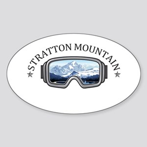 Stratton Mountain Resort - Stratton Moun Sticker
