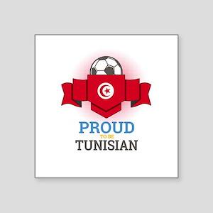 Football Tunisia Tunisians Soccer Team Spo Sticker