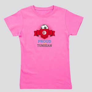Football Tunisia Tunisians Soccer Team Spo T-Shirt