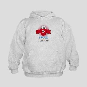Football Tunisia Tunisians Soccer Team Sweatshirt