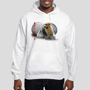yellowlab agility Hooded Sweatshirt