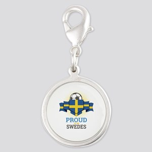 Football Swedes Sweden Soccer Team Sports F Charms