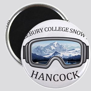 Middlebury College Snow Bowl - Hancock - Magnets