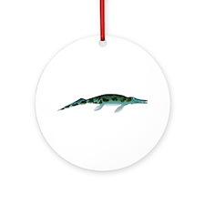 Cymbospondylus Round Ornament