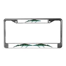 Cymbospondylus License Plate Frame