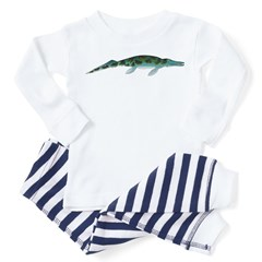 Cymbospondylus Toddler Pajamas