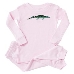 Cymbospondylus Baby Pink Pajamas