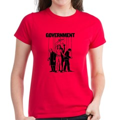 Government Marionette Women's Dark T-Shirt