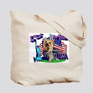 Yorkshire Terrier Gifts Tote Bag