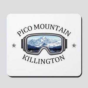 Pico Mountain - Killington - Vermont Mousepad