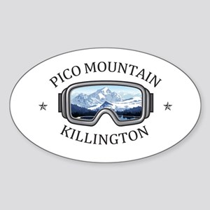 Pico Mountain - Killington - Vermont Sticker
