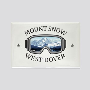 Mount Snow - West Dover - Vermont Magnets