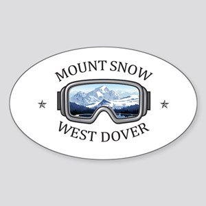 Mount Snow - West Dover - Vermont Sticker