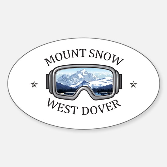 Mount Snow - West Dover - Vermont Decal