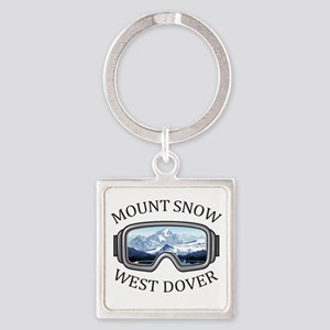 Mount Snow - West Dover - Vermont Keychains