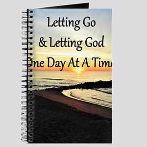 LET GO LET GOD Journal