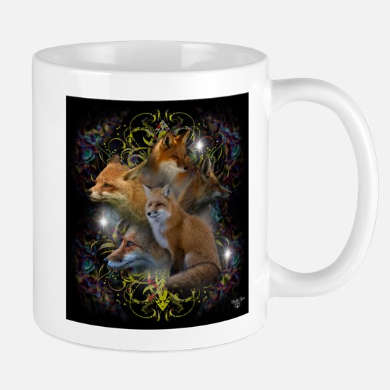Foxes Mug