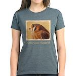 American Kestrel Women's Dark T-Shirt