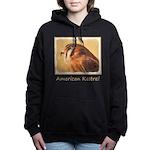 American Kestrel Women's Hooded Sweatshirt