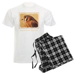 American Kestrel Men's Light Pajamas