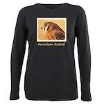 American Kestrel Plus Size Long Sleeve Tee